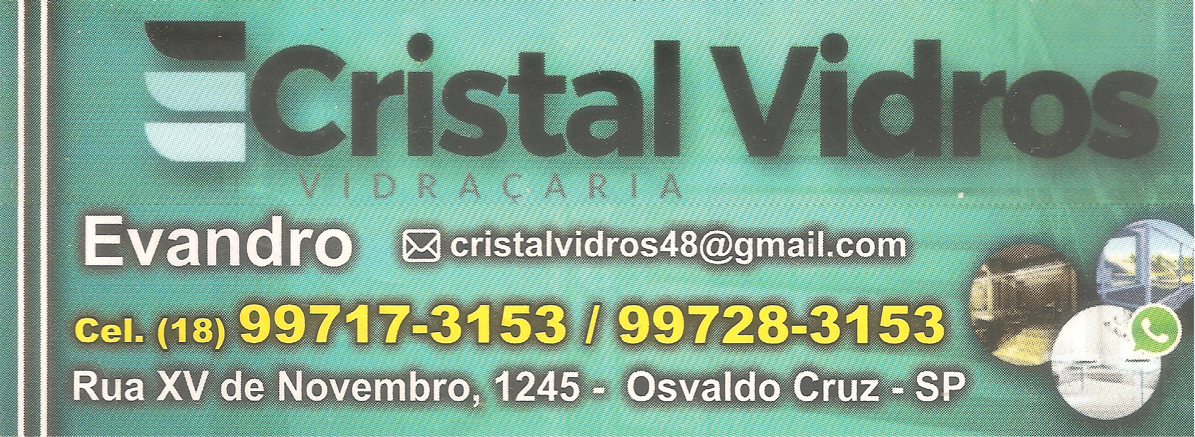 Cristal Vidro