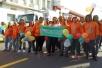 Desfile de Aniversário de Osvaldo Cruz  Junho 2013