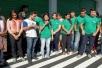 Reinauguração da Nova Loja Saito Calçados Osvaldo Cruz-SP Setembro de 2014
