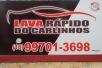Novidades agora Lava Rápido do Carlinhos-Av:Max Wirth,269 (18)997013698