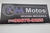 Novidades!! KM Motos-Av:Felipe carmona,1002(18)99676-9255
